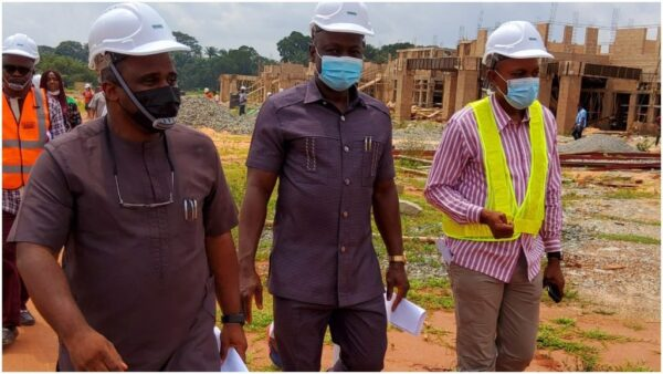 UNTH mgt. hails Gov. Ugwuanyis massive projects at ESUT Teaching Hospital