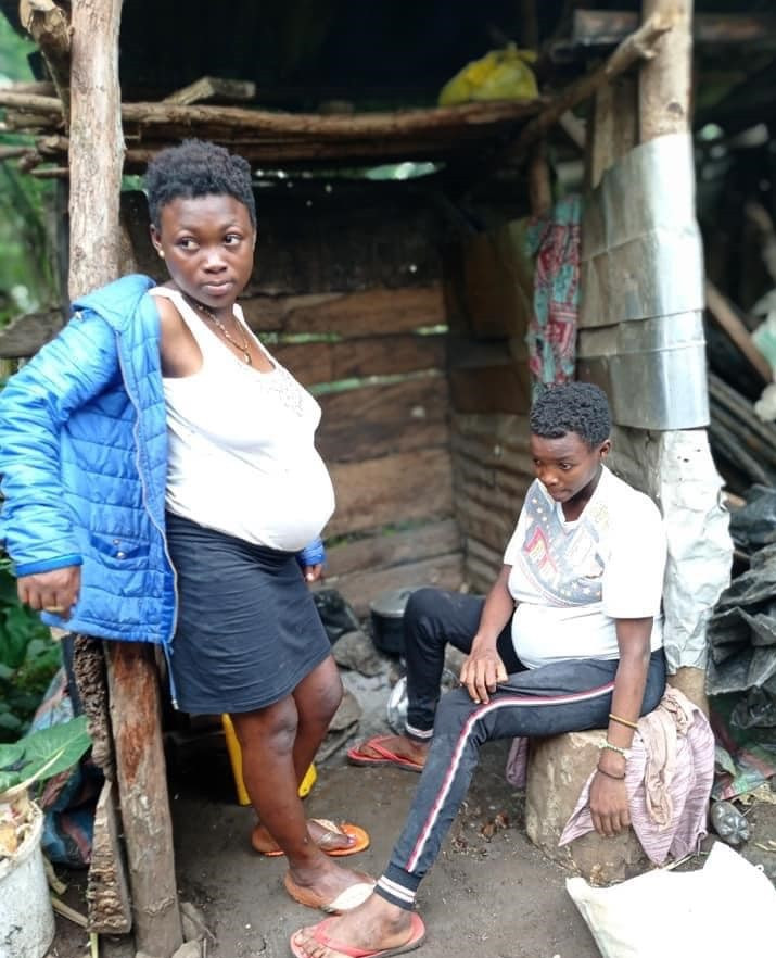 Update 16 year old twin sisters impregnated by same boy give birth to sons