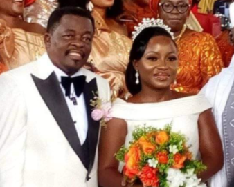 Warri based clergyman remarries again after demise of his wifephotos
