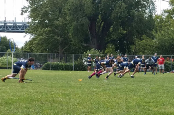 Washington D.C. Quidditch team to play first match since pandemic