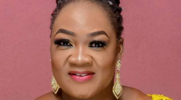 comedienne Damilola Adekoya Princess