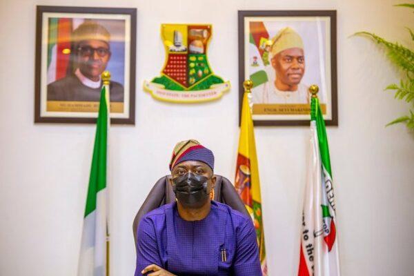 seyi makinde Oyo Govt
