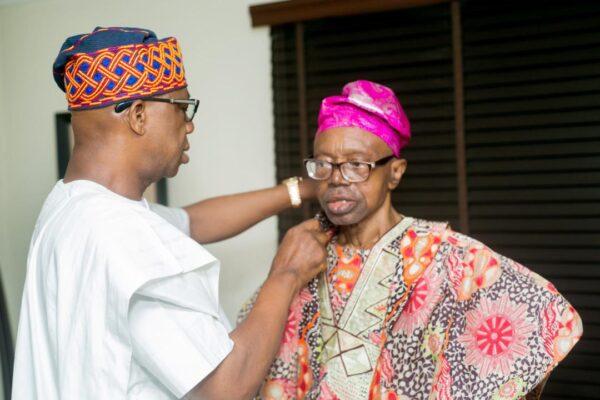 Gov. Dapo Abioduns father Emmanuel is dead