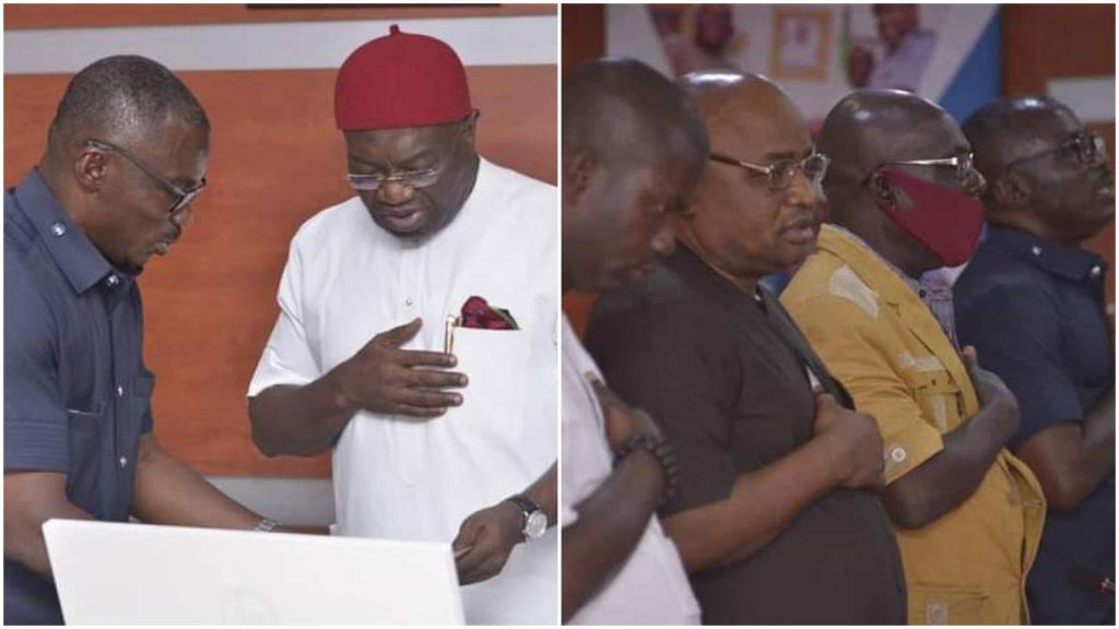 IPAC lauds Ikpeazu for enhancing security in Abia