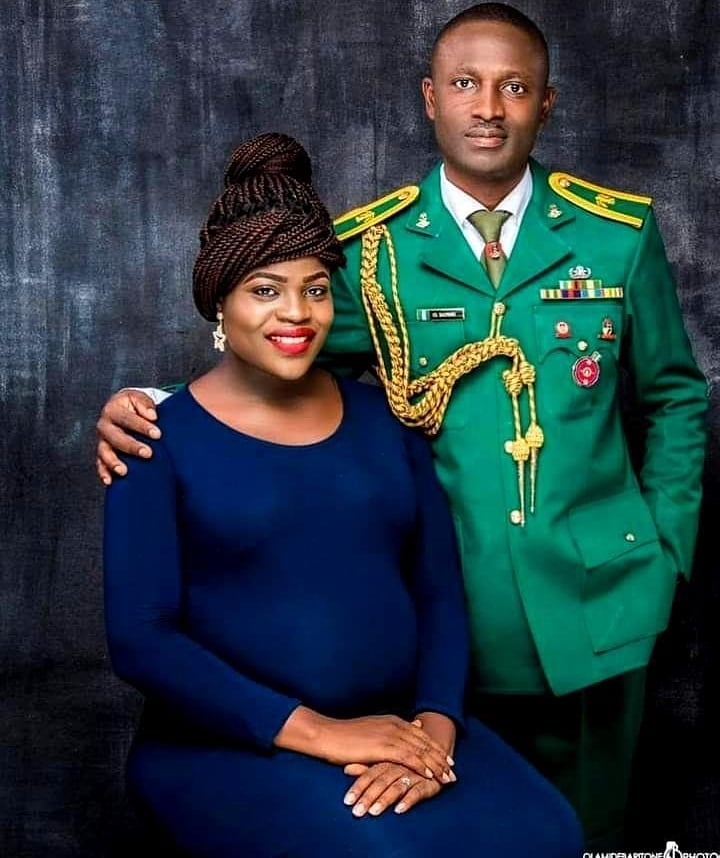 Pregnant wife of Major abducted by bandits at NDA uncovered