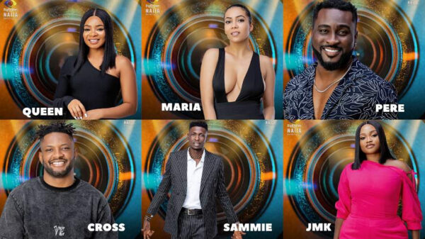 Sammie Maria and JMK evicted from Big Brother Naija
