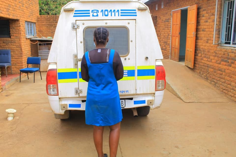South African woman arrested on negligence charge after leaving her 6 children unattended to go visit her boyfriend