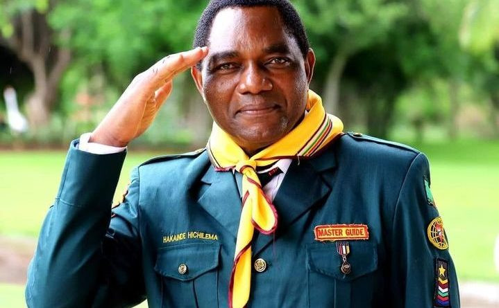 Zambias new president vows no Zambian will sleep hungry as he assumes office