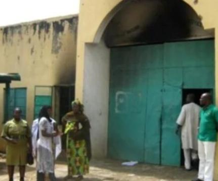 114 fleeing inmates rearrested following Kogi prison break Prison spokesman says
