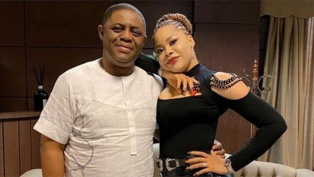 A good name is better than riches a thief is never ashamed Precious Chikwendu drops shade post after estranged husband FFK joined APC
