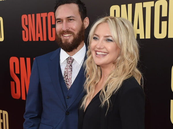 Actress Kate Hudson engaged to longtime boyfriend Danny Fujikawa