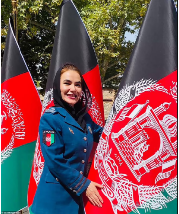 Afghanistans top female police officer