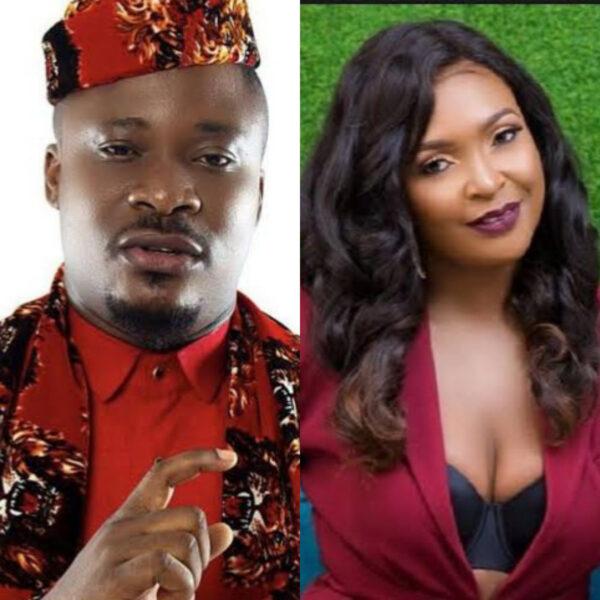 Blessing Okoro hits back at singer Jaywon