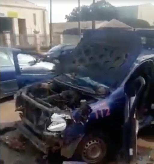 CSP Kazeem Abonde killed as police okada riders clash in Ajao