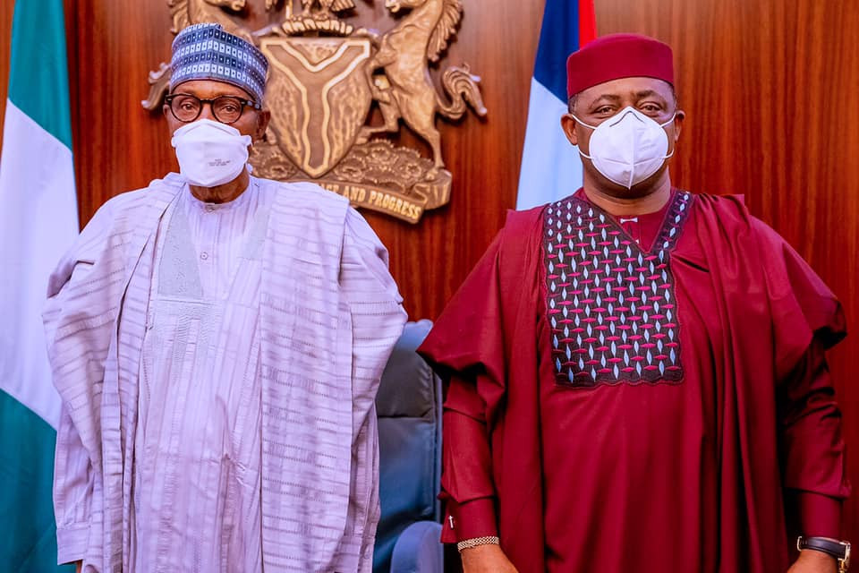 FFK speaks about President Buhari and the APC after his defection