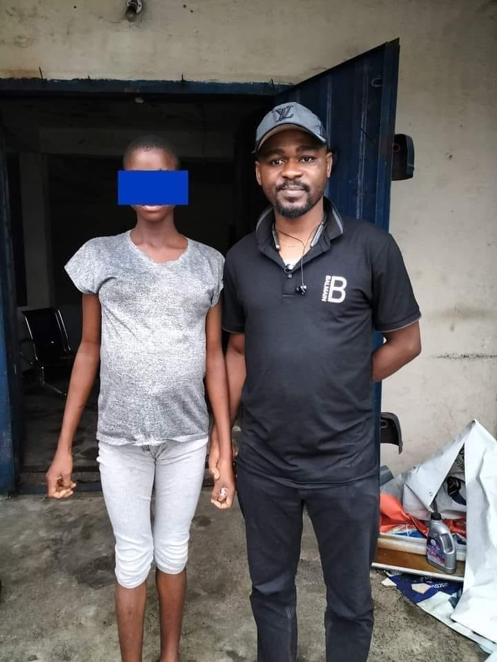 Father allegedly impregnates his 17 year old daughter in Akwa Ibom
