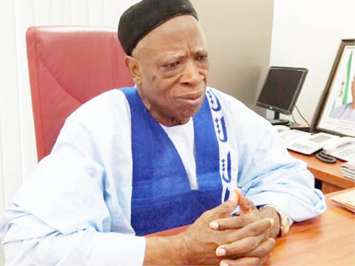 I sympathize with Igbos but zoning presidency is unconstitutional Former Nasarawa state Governor Abdullahi Adamu