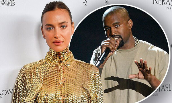 Irina Shayk dodges question about Kanye West weeks after their split