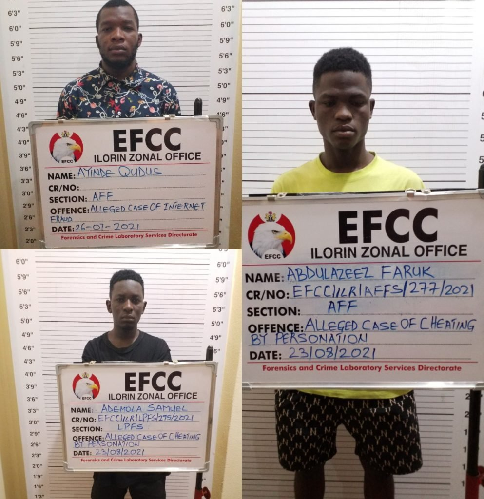 Serial fraudsters sent to prison for love scam