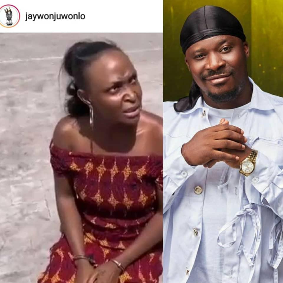 Singer Jaywon hits back at Blessing Okoro