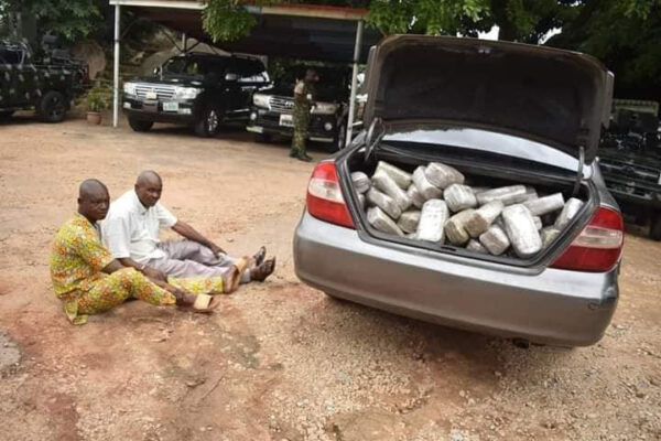 Troops bust drug syndicate in Plateau