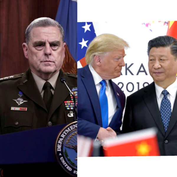 Trump would attack China in his final days in office