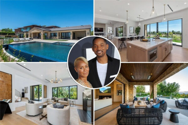 Will and Jada Pinkett Smith buy new 11.3M love nest amid open marriage reveal
