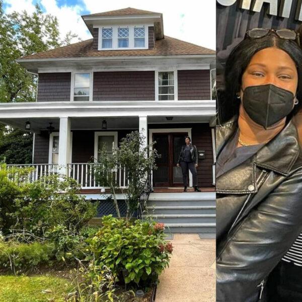 Actress Nurse Regina Askia acquires home in the US photos