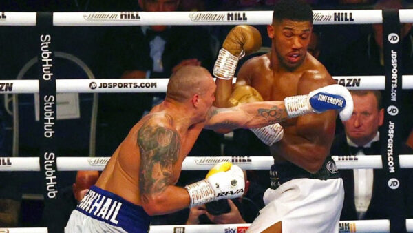 Boxing promoter Frank Warren tells Anthony Joshua to ignore a rematch against Oleksandr Usyk