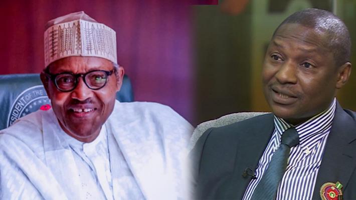 Buhari and Malami