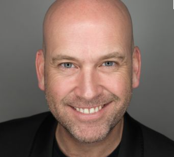Comedian Phil Butle