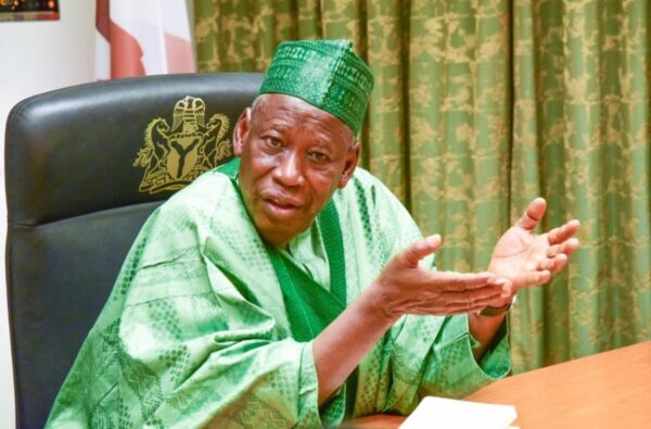 Ganduje requests additional N33.8 billion to spend on personnel overhead
