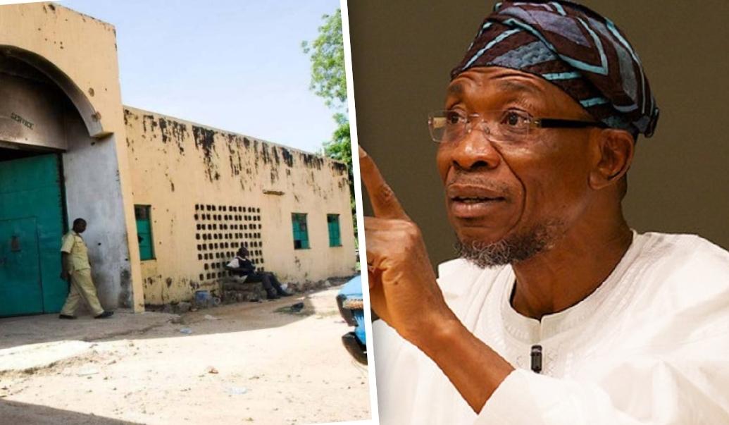 Inmates escape as gunmen attack Oyo prison kill soldier