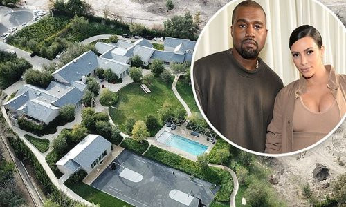 Kim Kardashian awarded the 60 million Hidden Hills Estate she shared with Kanye West in their ongoing divorce