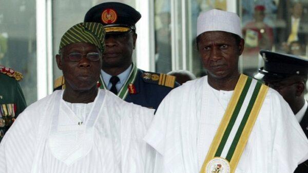 Obasanjo and YarAdua
