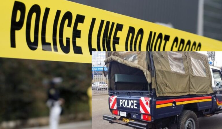 Police launches manhunt for man who raped his 90 year old mother