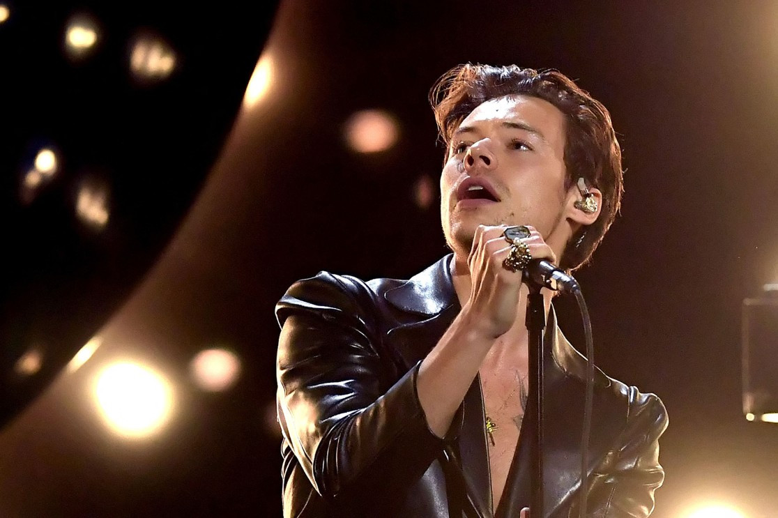 Singer Harry Styles joins Marvel Cinematic Universe as god of love and sex