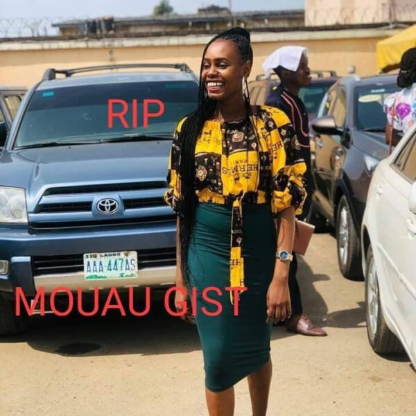 Truck crushes MOUAU student to death in Abia State graphic photo