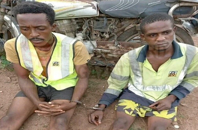 Two employees arrested over alleged plan to kidnap their supervisors for ransom in Edo