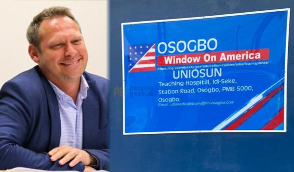 U.S. Consulate opens 'Window on America in Osogbo