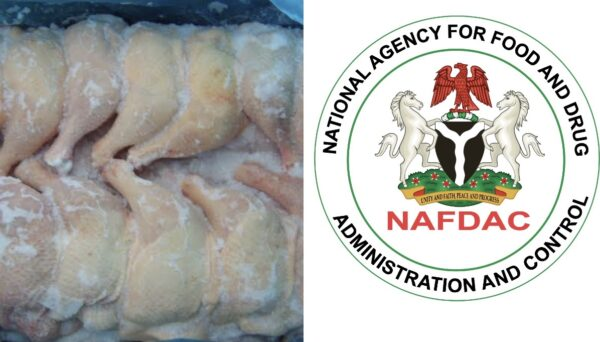 Wicked Nigerians preserving frozen foods with poisonous chemical
